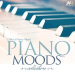 VARIOUS - Piano Moods Collection Vol 1 (Front Cover)