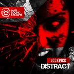 LOCKPICK - Distract (Front Cover)