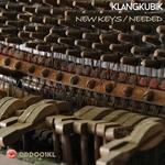 KLANGKUBIK - New Keys (Front Cover)