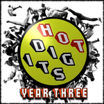 VARIOUS - Hot Digits: Year Three (Front Cover)