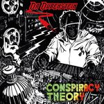 DR DUBENSTEIN - Conspiracy Theory (Front Cover)