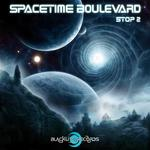 VARIOUS - Spacetime Boulevard: Stop 2 (Front Cover)
