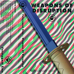 VARIOUS - Weapons Of Disruption (Front Cover)