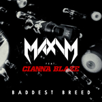 MAXIM - Baddest Breed (Front Cover)