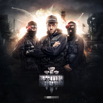N-VITRAL presents BOMBSQUAD - Bomb One (Front Cover)