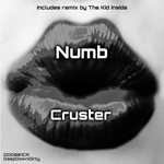 CRUSTER - Numb (Front Cover)