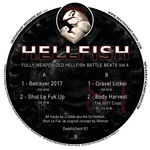 Fully Weaponized Hellfish Battle Beats Vol 4