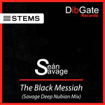 SEAN SAVAGE - The Black Messiah (Savage Deep Nubian mix) (Front Cover)
