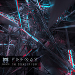 FREQAX - The Sound Of Fury EP (Front Cover)
