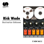 RICK WADE - Destination Unknown (Front Cover)