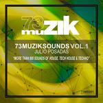 73 Muzik Sounds Vol 1: Julio Posadas (Sample Pack WAV)