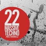 22 Massive Techno Multibundle