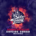 MACHINA - Suicide Squad (Front Cover)