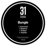 BUNGLE - Cocooned EP (Front Cover)