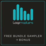 LOOPMASTERS - Free Bundle Sampler + Bonus (Sample Pack WAV) (Front Cover)