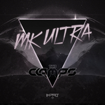 THE CLAMPS - MK Ultra/Spaz Out (Front Cover)