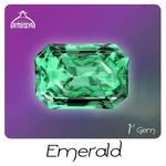 Emerald 1st Gem