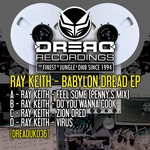 RAY KEITH - Babylon Dread (Front Cover)