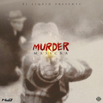 MASICKA - Murder (Explicit) (Front Cover)