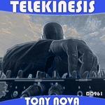 TONY NOVA - Telekinesis (Front Cover)