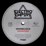 OHVERCLOCK - Rezonation (Front Cover)