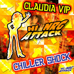 CLAUDIA VIP - Chiller Shock (Front Cover)