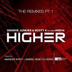 Higher (The Remixes), Pt. 1