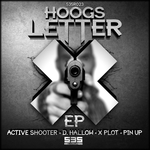 HOOGS - Letter X (Front Cover)