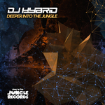 DJ HYBRID - Deeper Into The Jungle (Front Cover)