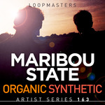 MARIBOU STATE - Organic Electronic (Sample Pack WAV/APPLE/LIVE/REASON) (Front Cover)
