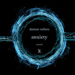 DAMON VALLERO - Anxiety (Front Cover)