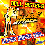 DOLL SISTERS - Super Super Girl (Front Cover)