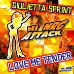 GIULIETTA SPRINT - Love Me Tender (Front Cover)