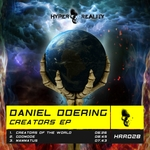 DANIEL DOERING - Creators EP (Front Cover)
