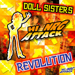 DOLL SISTERS - Revolution (Front Cover)