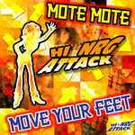 MOTE MOTE - Move Your Feet (Front Cover)