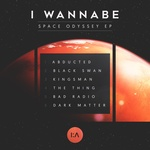 I WANNABE - Space Odyssey EP (Back Cover)