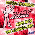 GIORGIA BARROWS - Come Into The Wonderland (Front Cover)