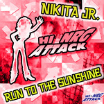 NIKITA JR - Run To The Sunshine (Front Cover)
