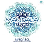 MARGA SOL - Mandala (Oriental World Lounge Vibes) (Front Cover)
