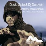 DAVID GATE/DJ DERAVEN - Anatomy Of An Antihero (Front Cover)