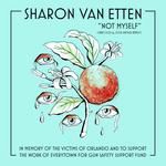 SHARON VAN ETTEN - Not Myself (Front Cover)