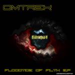 OMTREK - Flood Tide Of Filth (Front Cover)