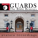 KRIECE/ANAUEL/STALLOS/SOUND GYPSY - Guards: The Rikki Remixes (Front Cover)