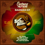 COCKNEY NUTJOB - Badman EP (Front Cover)