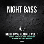 VARIOUS - Night Bass Remixed Vol 1 (Front Cover)