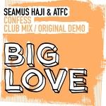 SEAMUS HAJI/ATFC - Confess (Front Cover)