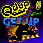 QDUP feat JEROME JOYCE - Get Up (Front Cover)