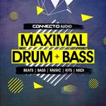 Connect:d Audio: Maximal Drum & Bass (Sample Pack WAV/APPLE)