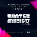 JACK DISTRICT/JULIA SICONE - Cold Heart - Remixes (Front Cover)